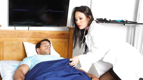 Asian Nurse Porn Pics